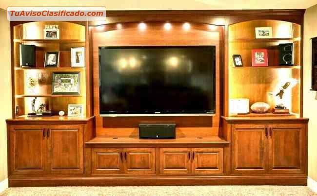 Anuncios clasificados gratis en per for Muebles para tv en madera