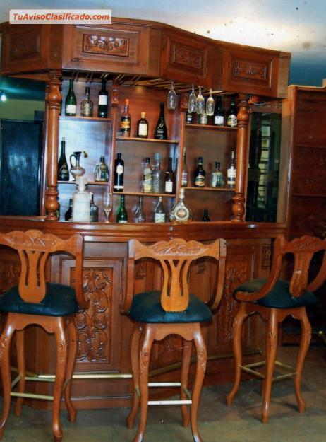 Bar mueble reparaci n fabricacion mantenimiento de muebles - Reparacion de muebles de madera ...