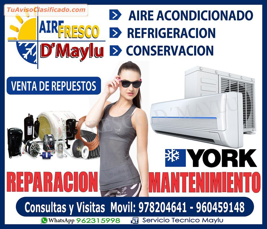 Tecnicos De Aire Acondicionado En La Molina 978204641