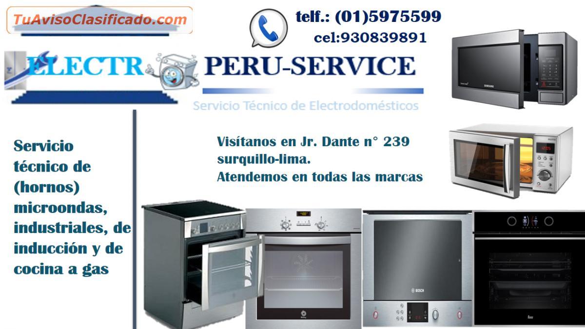 Microondas de electrodom sticos y equipos en - Tecnico en cocina y gastronomia ...