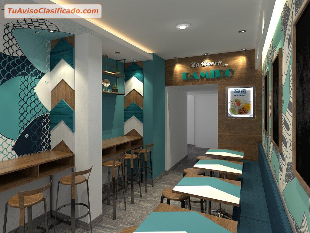 Decoraci n de interiores de discotecas servicios y comercios - Servicio de decoracion de interiores ...