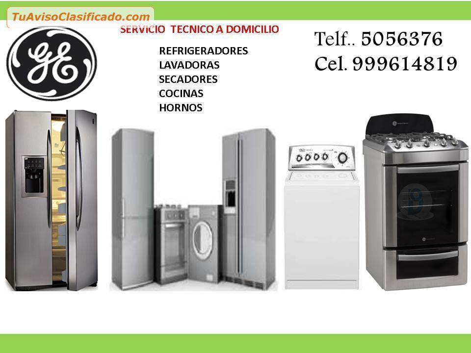 Servicio tecnico general electric secadoras refrigeradoras - Servicio tecnico de general electric ...