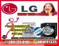 981091335• Soporte Tècnico Lg |Expertos en Lavadoras|en Miraflores