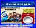 Servicio Técnico de LaVaDoRaS y SeCaDoRaS  Samsung>7378107< en La Molina