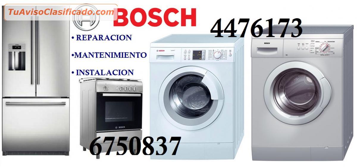 Servicio tecnico bosch refrigeradoras 6750837 servicios for Servicio tecnico bosch madrid