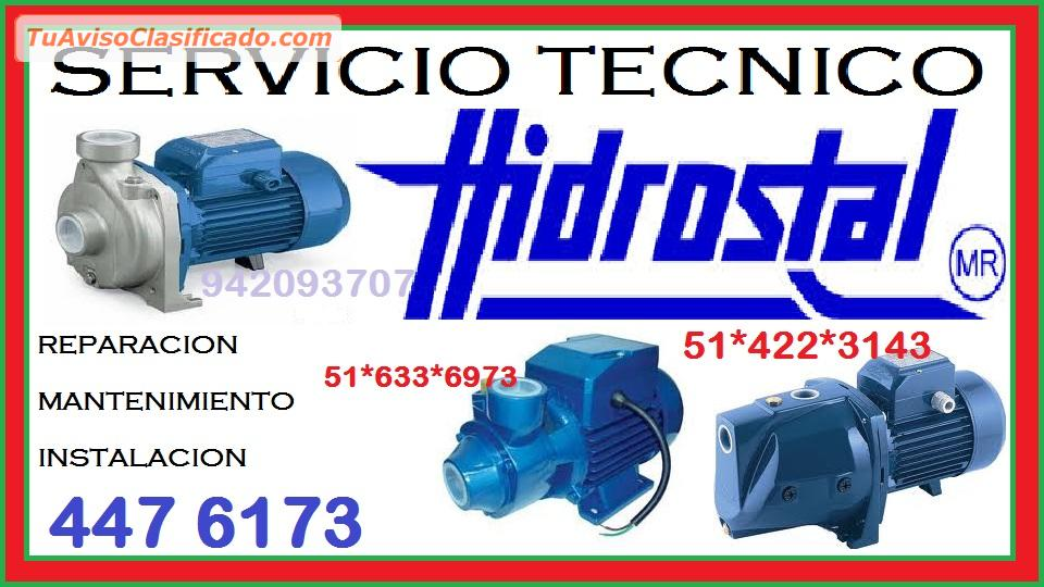Servicio tecnico bomba de agua hidrostal a domicilio for Cisternas de agua a domicilio