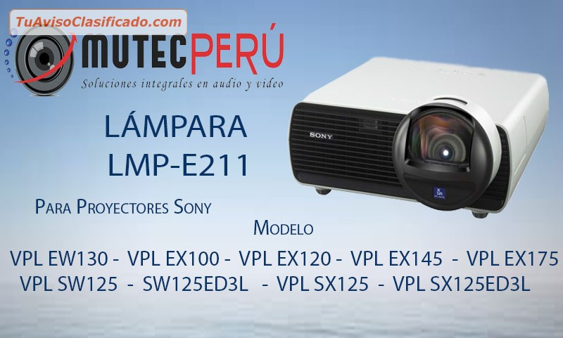 lampara proyector guatemala: