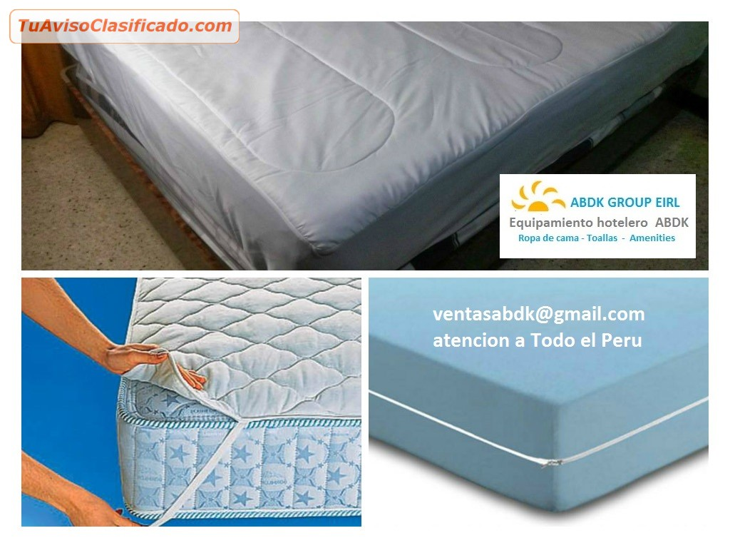 Equipamiento textil ropa de cama toallas almohadas for Equipamiento para banos precios