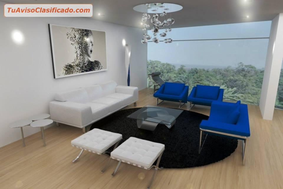 Dise o interior casas oficinas restaurants for Diseno de oficinas inmobiliarias
