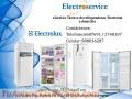 SERVICIO TECNICO de refrigeradores Electrolux 6687691