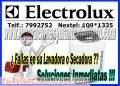 «genial!!»2761763«ELECTROLUX service»servicio tecnico de«Lavadoras»Jesus maria