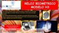 RELOJ BIOMETRICO MODELOTK100,H3,H8  - SAN MIGUEL