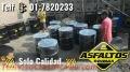 GRAN VENTA DE ASFALTO REFORZADO RC-250, CALIDAD Y GARANTIA EN BRIMAX.