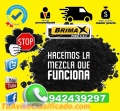 BRIMAX PERU: HACEMOS QUE TU MEZCLA FUNCIONE, ASFALTO EN FRIO PREPARADO ESPECIAL.