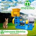 Extrusora Meelko para pellets alimentación de perro y gatos 30-40kg/h 5.5kW - MKED040C