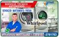 Whirlpool 7378107 Servicio Técnico de Lavadoras en Los Olivos