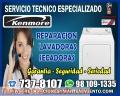 Con G@R@NTIA |Reparación de Lavadoras Kenmore|en Los Olivos|7378107