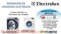 SERVICIO TECNICO LAVADORAS ELECTROLUX 4457879