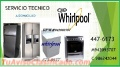 Servicio tecnico cocinas whirlpool 6750837