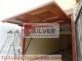 Fabricacion de puertas levadizas seccionales cercos eléctricos