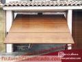 Puertas Levadizas de garaje a control remoto PERU DOOR Telf 4623061