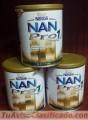 Ocasion Leche Nan Pro 1 Para Bebes De 0 A 6 Meses (400g)