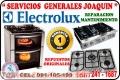Soporte tecnico = ELECTROLUX = lavadoras, cocinas,  refrigeradores  991-105-199