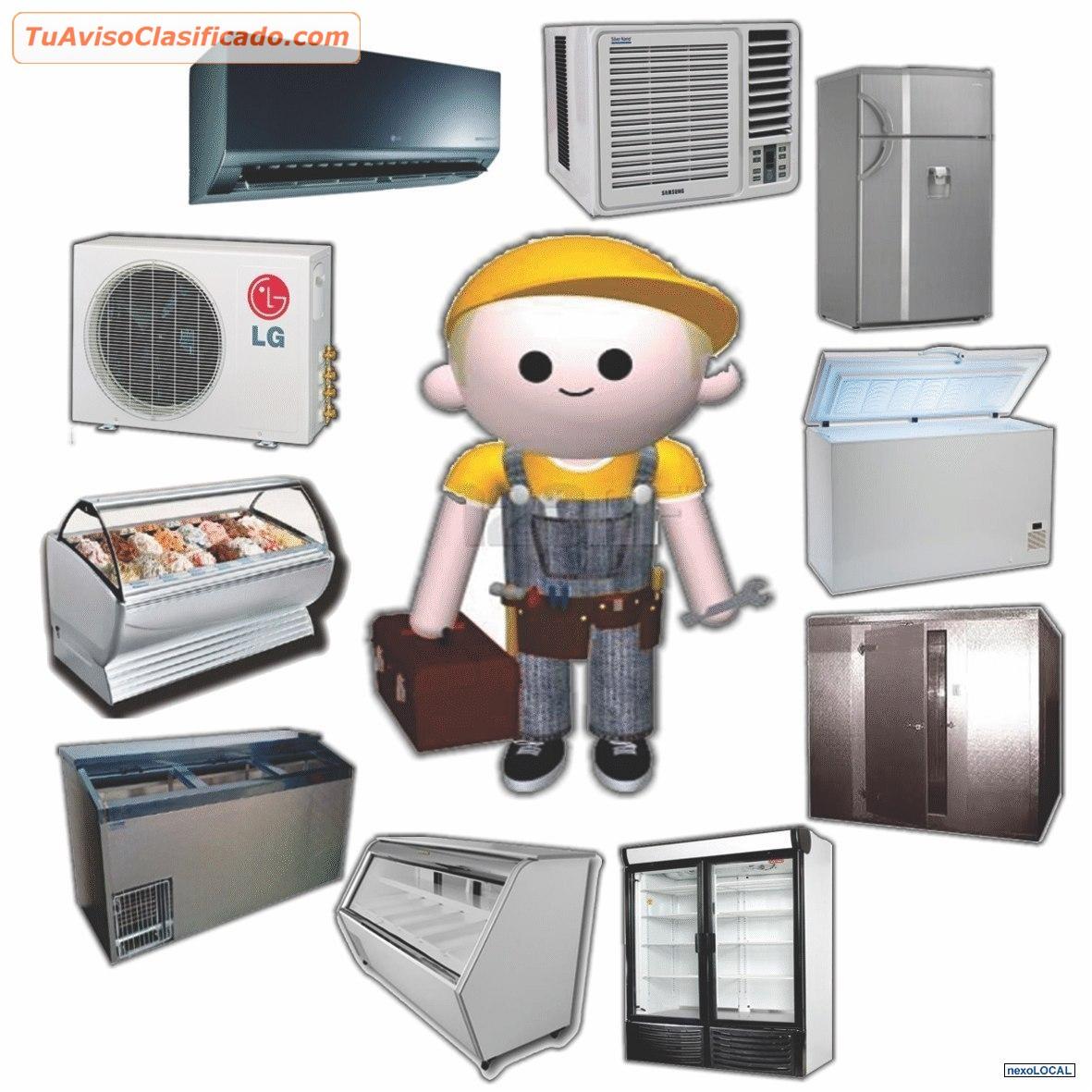 Servicio T 233 Cnico En Refrigeraci 243 N Y Aire Acondicionado