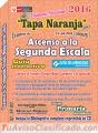 EXAMEN DE ASCENSO A LA SEGUNDA ESCALA MAGISTERIAL PRUEBA UNICA NACIONAL 24 DE ABRIL 2016