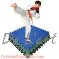 PERU Goma EVA pisos Microporoso baldosas dentadas, tatami, artes marciales, deporte,