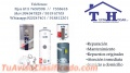 Reparaciones de termas SOLE servicio técnico 7650598
