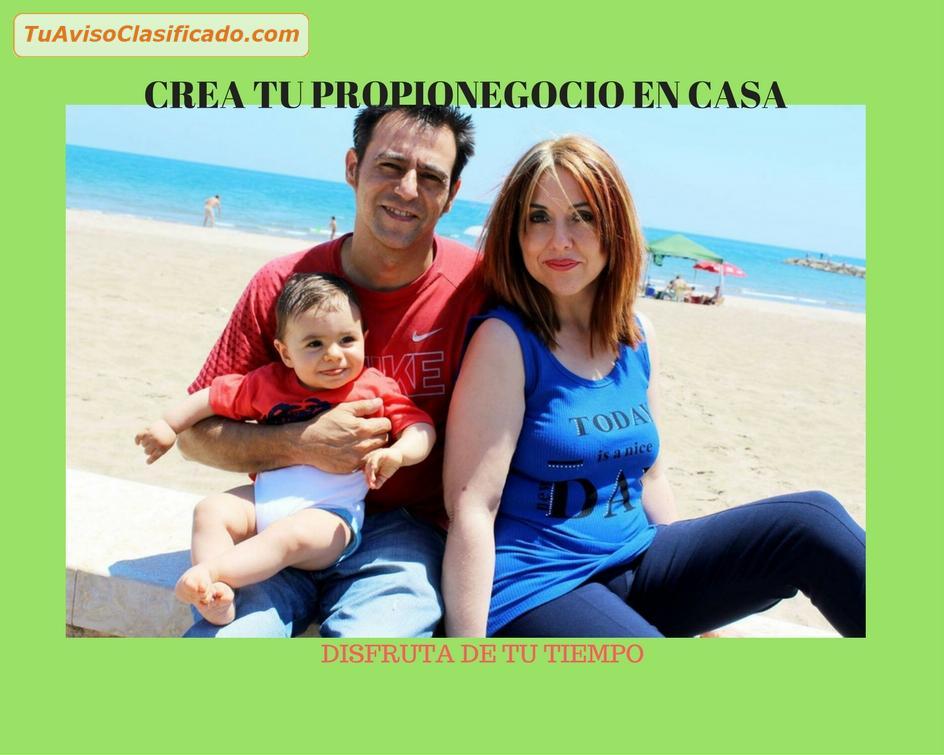 Crea tu propio negocio en casa empleos y trabajo for Crea tu casa