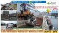 Obras Portuarias Marítimas Defensas Ribereñas, Maquinaria pesada Lima Perú 2019