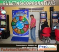 RULETA PUBLICITARIA CORPORATIVA