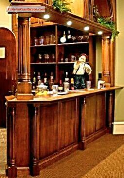 F brico muebles bares closets reposteros bibliotecas a pedido espe - Muebles bar modernos ...