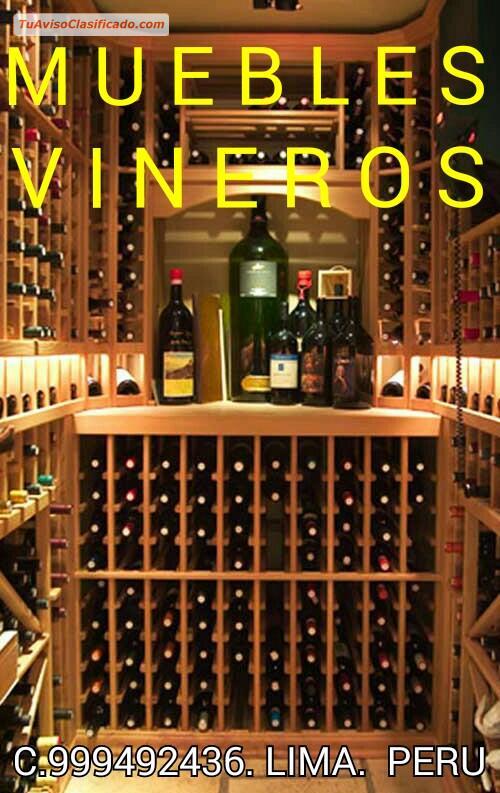 Alimentos y bebidas en - Estantes para vinos ...