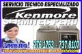 SERVICIO TÈCNICO EN LAVADORAS KENMORE  7378107