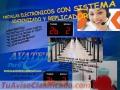 SISTEMAS DE FILAS O COLAS CON SERVICIO DE REPLICADOR