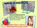 CONTOMETROS DE TICKETS DE 02 DIGITOS
