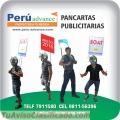 PANCARTA  publicitarias