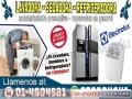 Tecnico electrolux, reparación En Refrigeradora // 4804581