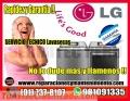 Técnicos  LG**981091335**Reparación de Lavadoras en La Molina