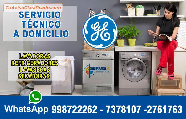 191 Ya No Seca Tecnicos Expertos General Electric 7378107