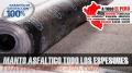 Suministro De Instalacion De Manto Asfaltico o Membrana AsfalticaCOFRA EIRL RUC: 205563677