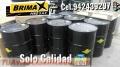 GRAN VENTA DE EMULSION MODIFICADA ROTURA RAPIDA CRS-1H/ CALIDAD A-1.