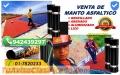 GRAN VENTA DE MEMBRANA ASFALTICA, GRAVILLADA, ARENADA Y ALUMINIZADA.