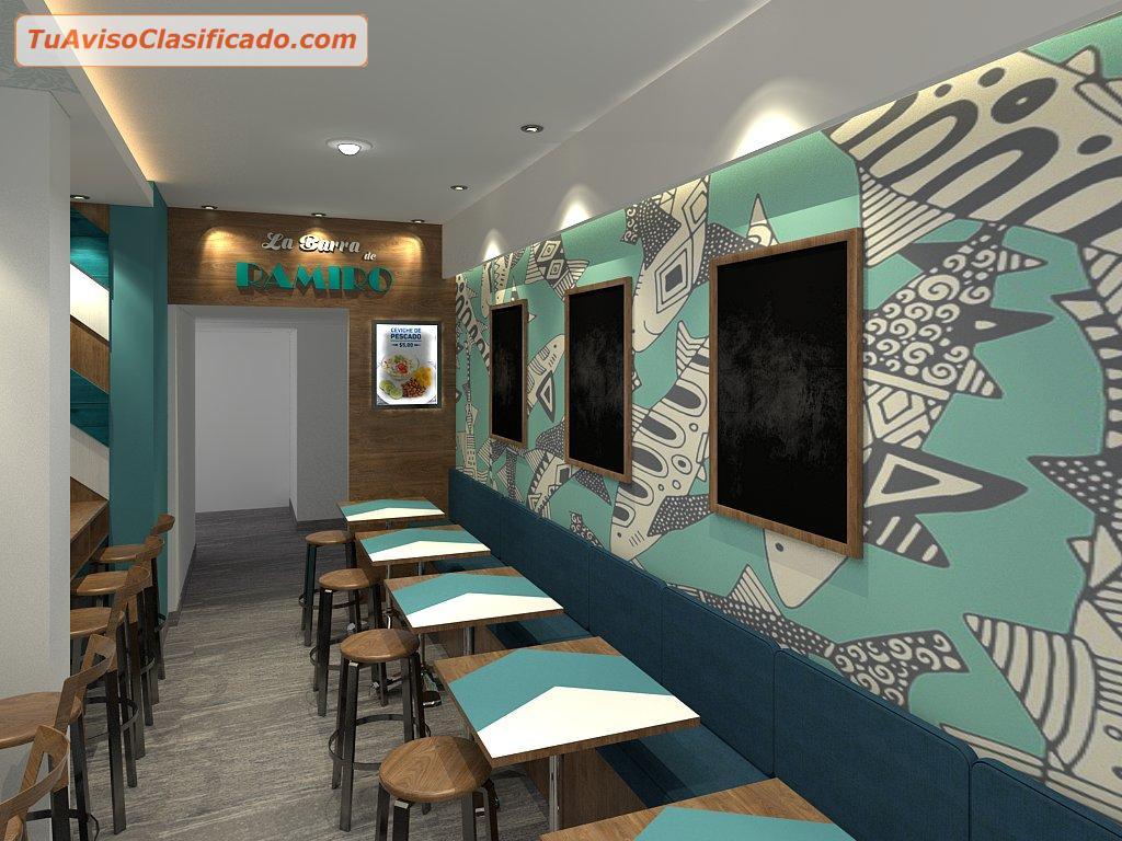 Decoraci n de interiores de discotecas servicios y for Ver decoracion de interiores