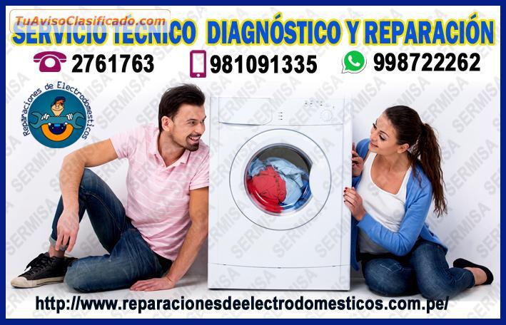 Ahorre Tiempo 161 2761763 Servicio Tecnico De Lavadoras