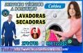 Repuestos originales  Coldex  reparación Lavadoras– 2761763// santa anita
