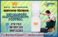 White-Westinghouse 998722262- reparación de Refrigeradoras a su domicilio- ((Miraflores))